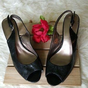 Etienne Aigner Shoes - Etienne Aigner slingbacks
