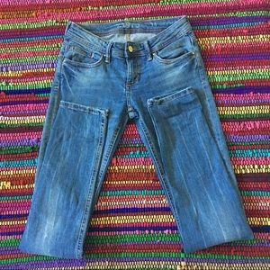 Zara Lowrise Skinny Jeans Sz 2