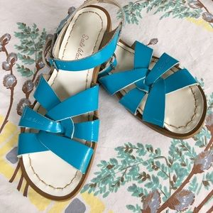 Salt Water Sandals by Hoy Shoes - Saltwater Sandals by Hoy size 8