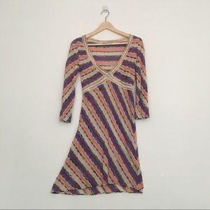 Missoni Dresses & Skirts - Missoni crochet cotton blend dress