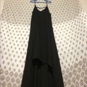 Lush Dresses & Skirts - Hi-low little black dress