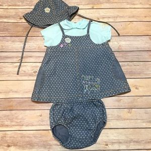 Catimini Other - Catimini Baby Girls Outfit 6 months