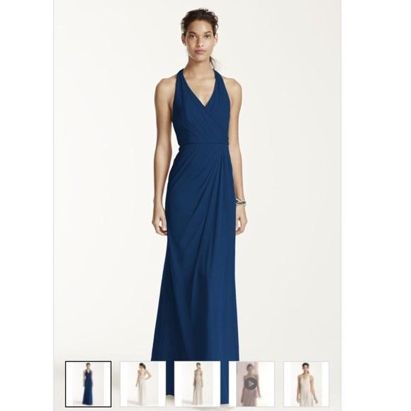 8141eeab8b5 Bridesmaid Semi-Formal Prom David s Bridal dress