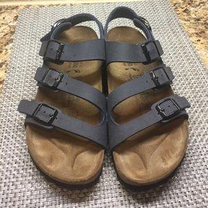 Birkenstock Shoes - Birkenstock 4 buckle sandal