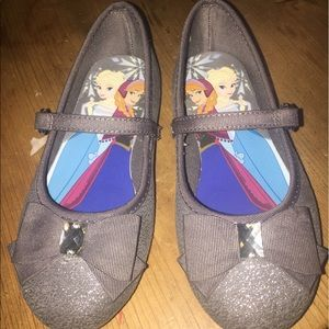Other - Gray Mary Janes