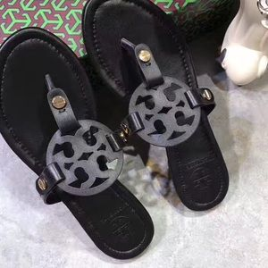 Tory Burch Shoes - Tory Burch leather Miller Sandals