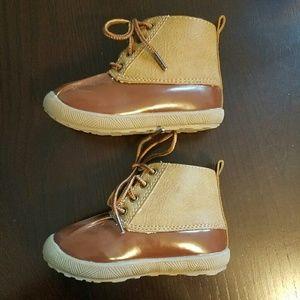 Natural Steps Other - Natural steps toddler duck boots