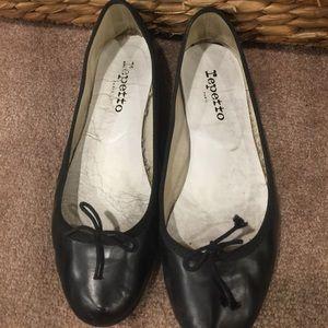 Repetto Shoes - Repetto black Cendrillon ballerina flat