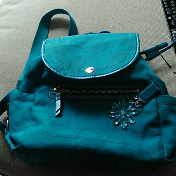 Coach Handbags - Small Coach book bag