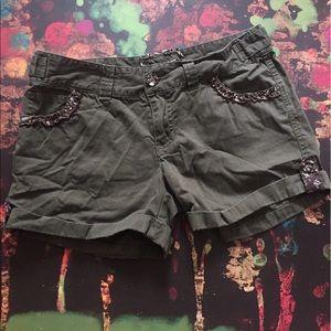 BKE Pants - BKE Brown Shorts