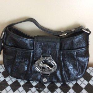 Emma Fox Handbags - Emma Fox black leather handbag