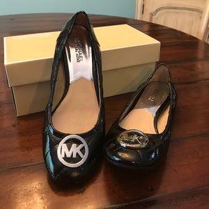 Michael Kors Shoes - Michael Kors Black Flats
