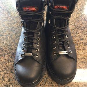 "Harley-Davidson Other - Harley Davidson Men's ""Burton"" Lace Up Boots"