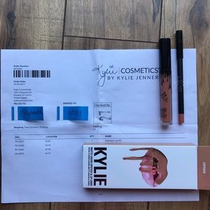 """Kylie Cosmetics Other - 🔥⛔️FINAL PRICE⛔️Kylie Lip Kit in """"Exposed"""""""