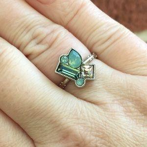 Jessica Elliot Jewelry - Swarovski Rock Candy ring