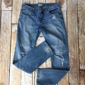 Aeropostle Bayla skinny ultra distressed jeans