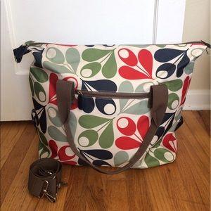 Orla Kiely Handbags - Orla Kiely Weekender Bag