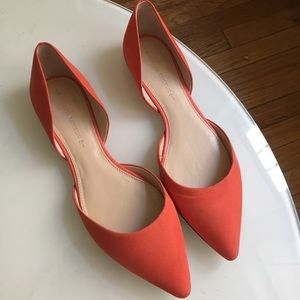 Banana Republic Shoes - Coral d'Orsay Flats
