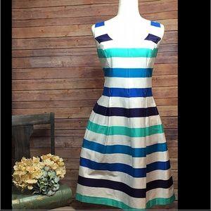 Nine West striped dress