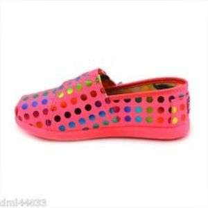 BOBS Other - BNWT Beautiful Bright Pink kids Bobs💜💝💚
