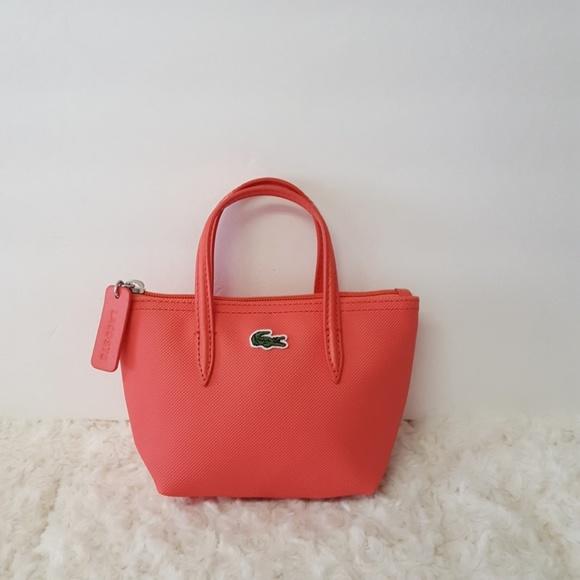 98be8719c6 Lacoste Handbags - LACOSTE Mini Bag -NWOT