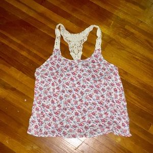 Forever 21 Tops - Floral Tank Top