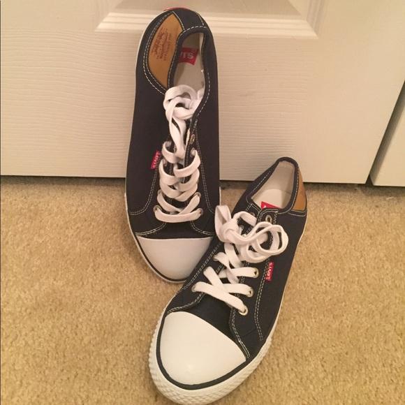 Poshmark Black Converse Shoes Levis Qdtzzcqxw Levi's 8Nnwm0