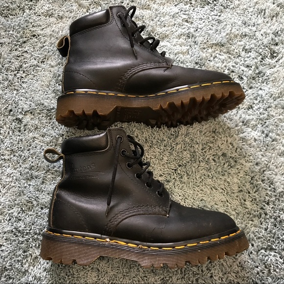 doc martens lowered black doc marten combat boots