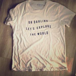 Sincerely Jules Tops - Woman's M Explore t⭐️shirt