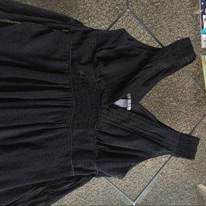 Bisou Bisou Dresses & Skirts - Black dress