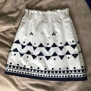 J. Crew Dresses & Skirts - J. Crew linen skirt