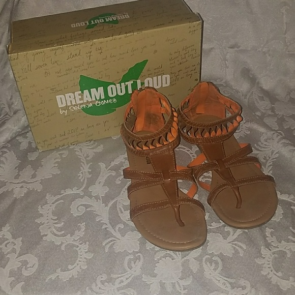 ba1701b8c726 Dream Out Loud by Kmart Shoes - Gladiator style sandals