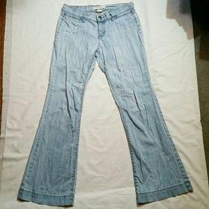 ALLOY Denim - Light wash flare jeans