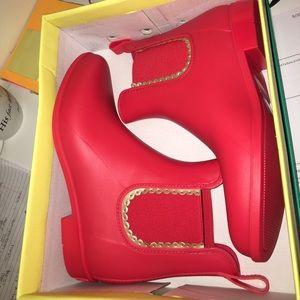 Jack Rogers Shoes - Jack Rogers Rainboots Brand New.