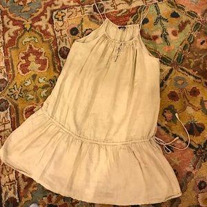 J.Crew linen dress/tunic