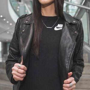Nike Tops - Nike Crewneck Logo Sweatshirt