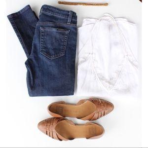 ✂️FINAL CUT ✂️ Joe's Skinny Leg Jeans - Size 25