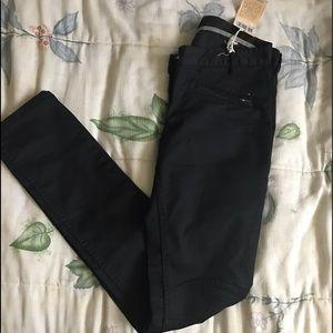Maison Scotch Moto skinny jeans