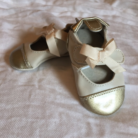 637212dc4ecf Cole Haan Other - 🆕 Cole Haan Mini Cap Baby Girl Shoes Size 1