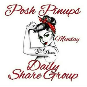 Proud member of Posh Pinups daily Share Group
