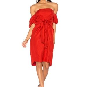 LPA Dresses & Skirts - LPA Red Dress 146