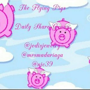 Other - Proud member of the Flying Pigs weekly Share Group