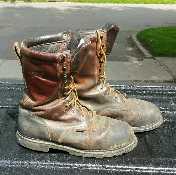5f4ed19189259 Men s redwing work boots. M 59234154c6c79504f80d87bb. Other Shoes you may  like. Men s red wing ...