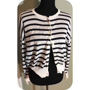 Kenzo Sweaters - Kenzo Striped Cardigan