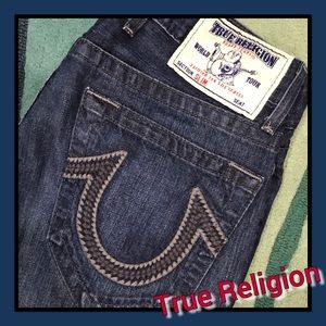 True Religion Other - True Religion Men's Jeans