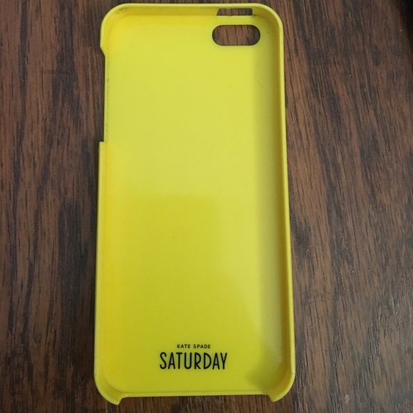 kate spade iphone 5c case 63 kate spade accessories yellow kate spade phone 17766
