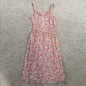 Bass Dresses & Skirts - Flowery Sundress