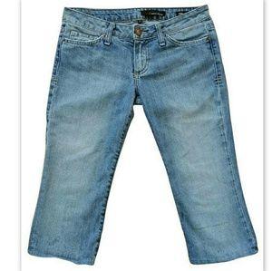 People's Liberation  Denim - People's Liberation Jeans Janine Cut Off Shorts