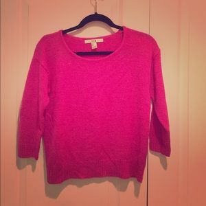 Forever 21 Sweaters - Hot pink sweater