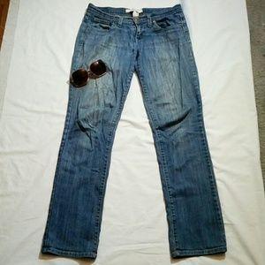 ALLOY Denim - Mid fade wash straight leg jeans